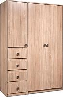 Шкаф Мебель-КМК Лондон 0467.20 (дуб сонома) -