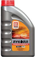Тормозная жидкость Лукойл DOT4 / 1338295 (1л) -