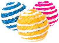 Набор игрушек для кошек For Friends Шар / TUZ573 (10шт) -