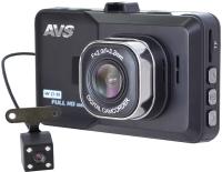 Автомобильный видеорегистратор AVS VR-202DUAL-V2 / A40210S -