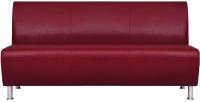 Диван Brioli Руди трехместный (L16/вишневый) -