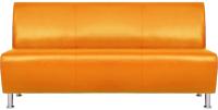 Диван Brioli Руди трехместный (L17/желтый) -