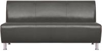 Диван Brioli Руди трехместный (L21/серый) -