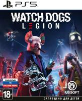 Игра для игровой консоли Sony PlayStation 5 Watch Dogs: Legion (русская версия) -