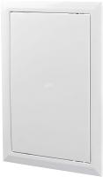 Люк ревизионный Vents Д пластиковая (200x200мм) -