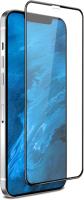 Защитное стекло для телефона Case 3D для iPhone 12/12 Pro (черный глянец) -