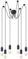 Люстра Arte Lamp Bender A4322SP-6BK -