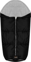 Накидка на ножки для коляски Lorelli Black / 20051080202 -
