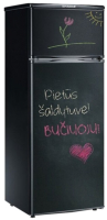 Холодильник с морозильником Snaige FR24SM-S2JJ0F -