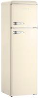 Холодильник с морозильником Snaige FR27SM-PRC30F -
