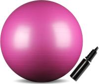 Гимнастический мяч Indigo Anti-Burst IN002 (75см, сиреневый) -