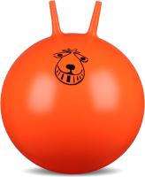 Фитбол с рожками Indigo IN004 (65см, оранжевый) -