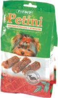 Лакомство для собак TiTBiT Petini Колбаски с ягненком / 2636 (60г) -