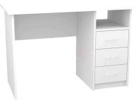 Письменный стол Влад-Торг М Лестер / 3130.01 (белый) -