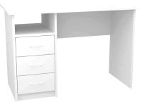 Письменный стол Влад-Торг М Лестер / 3130.02 (белый) -