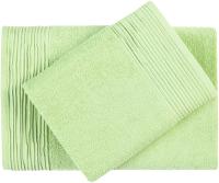Полотенце Aquarelle Палитра 50x90 (светло-зеленый) -