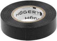 Изолента Hoegert HT1P281 (черный) -