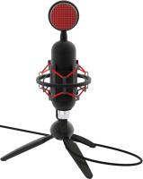 Микрофон Ritmix RDM-230 USB Eloquence (черный) -
