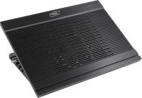 Подставка для ноутбука Deepcool NoteBook Cooler N9 / DP-N146-N9BK (черный) -