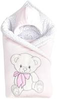 Набор на выписку Alis Подарок 5 (вельбоа, интерлок/розовый) -
