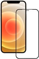 Защитное стекло для телефона Volare Rosso Fullscreen Full Glue для iPhone 12 Pro Max (черный) -