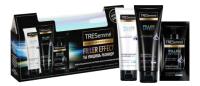 Набор косметики для волос Tresemme Filer Effectl шампунь+кондицион+крем-уход несмываемый+клатч (200мл+200мл+8мл) -