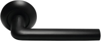 Ручка дверная Morelli Колонна DIY MH-03 BL -