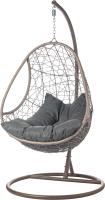 Кресло подвесное Sundays Bounty BSTDGR02 (темно-серый) -