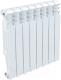 Радиатор алюминиевый Lammin Eco AL350-80-10 -
