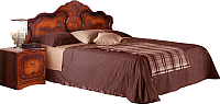 Двуспальная кровать Мебель-КМК 1600 Мелани 2 0434.6-02 -