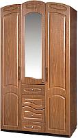 Шкаф Мебель-КМК 3Д 0320.9 (орех донской/орех) -