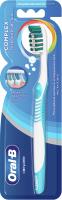 Зубная щетка Oral-B Комплекс глубокая чистка 40 средняя (1шт) -