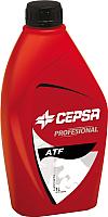 Трансмиссионное масло Cepsa ATF Avant DIII / 548454188 (1л) -
