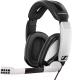 Наушники-гарнитура Sennheiser GSP 301 (507202) (черный/белый) -
