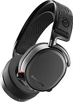 Наушники-гарнитура SteelSeries Arctis Pro Wireless / 61473 (черный) -