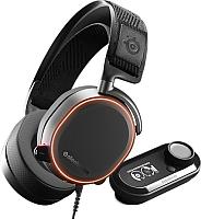 Наушники-гарнитура SteelSeries Arctis Pro + GameDAC / 61453 (черный) -