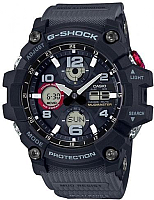 Часы наручные мужские Casio GWG-100-1A8ER -