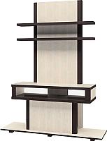 Тумба Мебель-КМК Орфей 0521.2 (дуб антланта/кентерберри) -
