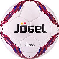 Футбольный мяч Jogel JS-710 Nitro (размер 4) -