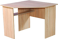 Письменный стол Мебель-КМК Лондон 0467.15 угловой (дуб сонома) -