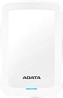 Внешний жесткий диск A-data HV300 1TB White (AHV300-1TU31-CWH) -