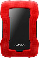 Внешний жесткий диск A-data HD330 1TB Red Box (AHD330-1TU31-CRD) -