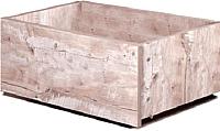 Ящик под кровать Мебель-КМК Лондон 2 0478.5 (дуб юккон) -