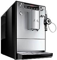 Кофемашина Melitta Caffeo Solo & Perfect Milk E957-103 (черный/серебристый) -