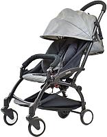 Детская прогулочная коляска LaBaby Yoya (серый) -