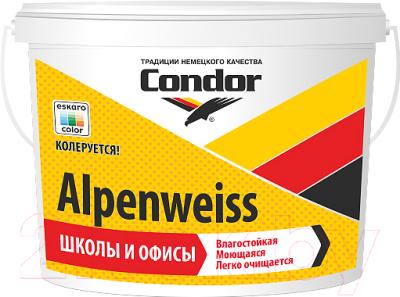 Краска CONDOR Alpenweiss (15кг)
