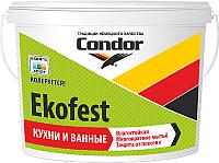 Краска CONDOR Ekofest (1.5кг) -