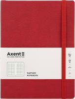 Записная книжка Axent Partner Soft L / 8615-06 (красный) -