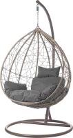 Кресло подвесное Sundays Sunrise BSTDGR02 (темно-серый) -
