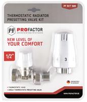Головка термостатическая Profactor PFRVT989UR -